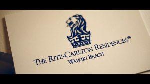 Ritz Carlton Waikiki Beach Limo Service
