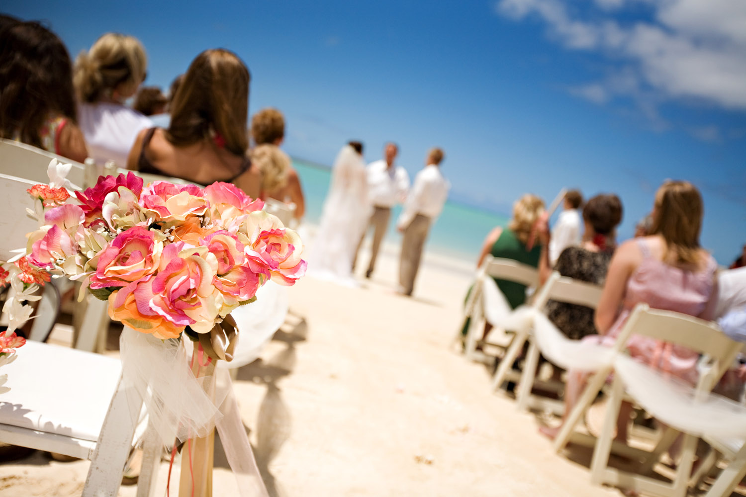 Hawaii Wedding Transportation Services
