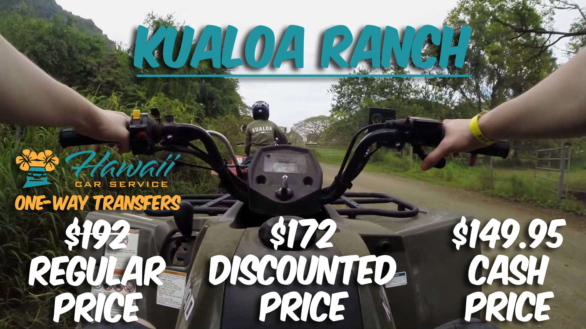 Kualoa Ranch Transportation Service