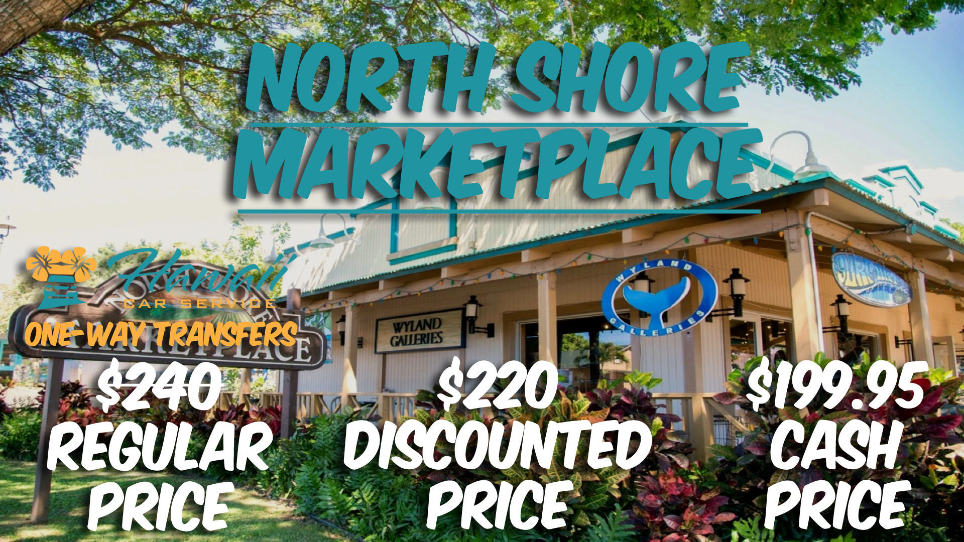 North Shore Marketplace Transportation Service