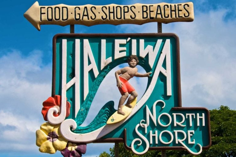 Haleiwa Town North Shore Oahu