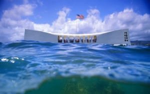 Pearl Harbor Arizona Memorial Tours