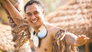 Polynesian Cultural Center - Island Of Tahiti