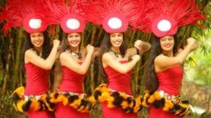 Polynesian Cultural Center - Island Of Tahiti Dancers