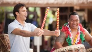 Polynesian Cultural Center - Tonga Drum Lessons