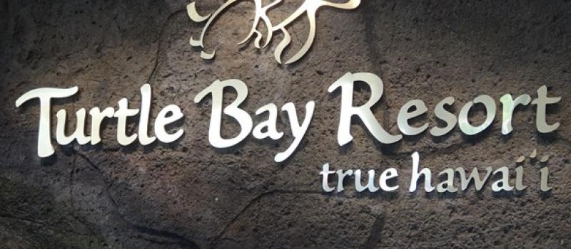 Turtle Bay Resort Hawaii Limo Service